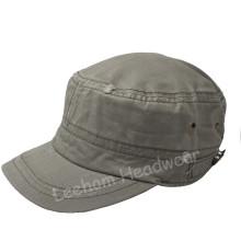Basic gewaschene Mode Baumwoll Military Hat / Cap