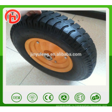 16 дюймов 4.00-8 луг узор пневматические колеса тачки , резиновые колеса ,тачка частей