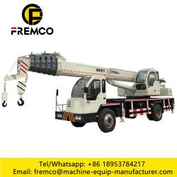 Heavy Duty Sinotruk 10 Ton Truck Crane
