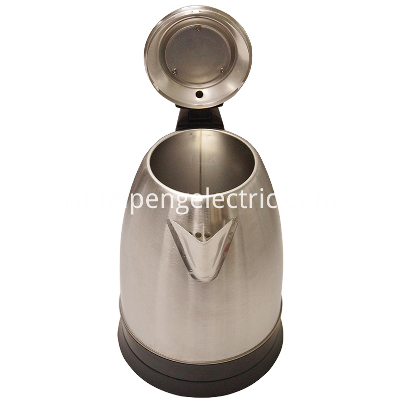 battery powered electric kettle