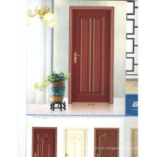 Portas MDF de design de casa valiosas