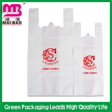 lovely pattern strong stretch tshirt packaging plastic bag