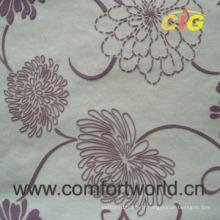 Flocage de tissu pour le recouvrement de canapé (SHSF04227)