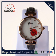 Montre de montre de quartz de montre de montre d'alliage de montre de promotion (DC-1368)