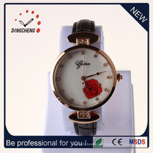 Relógio de quartzo de relógio de senhoras de relógio de quartzo de relógio de promoção (dc-1368)