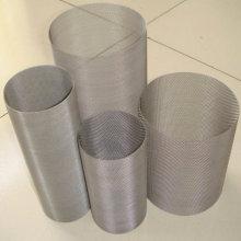 Malla de alambre de tejido simple de Inconel 600