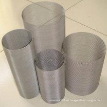 Inconel 600 tejido liso de malla de alambre
