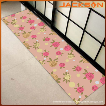 Home Textile Door Runner Rug, Tapis de porte lavable