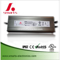 ETL CE listed 2400ma 80w 0-10v/pwm dimmable led driver for downlight
