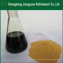 Low Cost Pfs Poly Ferric Sulfate for Sewage Treatment