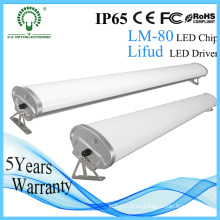 IP65 Ik10 Linear Low Bay Light / Tri-Proof LED alta luz de la bahía