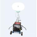 Tour d'éclairage mobile pour ballon gonflable à essence Storike