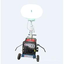 Storike gasoline inflatable balloon mobile lighting tower
