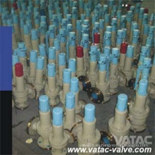 API 520 Pilot Modulante Cl300xcl150 Safety Relief Valve
