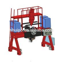 Best Price MIG Series H-beam Gantry Auto-submerged Arc Welding Machine