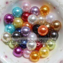 Cool 4mm Acrylic Crystal Round Gemball Imitation Swarovski Beads