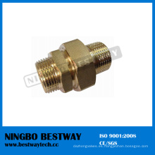 Fuente rápida del fabricante de la unión del tubo de cobre amarillo (BW-648)
