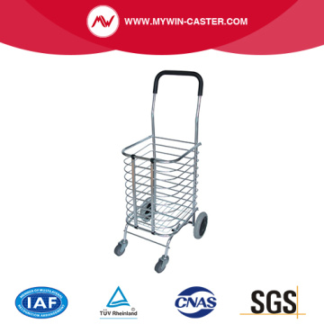 4 Wheels Folding Shopping Cart