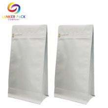 Big discounting for Plastic Bag High Quality Custom Liminate White Kraft Paper Bag export to Japan Manufacturers