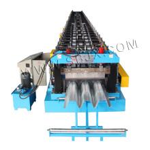 Máquina formadora de rolos de deck metálico (nova estação)
