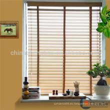 Proveedor de China obsoleto persianas de madera para la decoración del hogar
