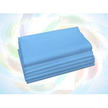 Blue / Pink Hospital PP Spunbond Nonwoven Disposable Bed Sh
