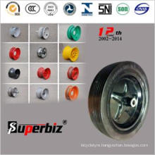Heavy Duty Solid Rubber Wheel (3.50-8)