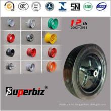 Сверхмощный твердой резины колес (3.50-8)
