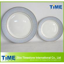 Royal Style Ceramic Dinner Plate
