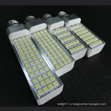 5630 SMD светодиодный G24 Pl лампы светодиодный свет