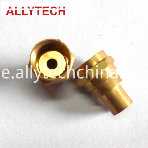 brass screw fastener