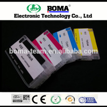 compatible ink cartridges 711 for HP T120 T520 refillable ink cartridge