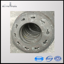 Chine Plaque d'extrémité de poteau en béton précontraint laminé à chaud