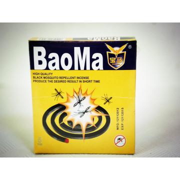 Espiral repelente de mosquitos Baoma