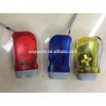 Dynamo LED flashlight, Dynamo torch LED handle torch