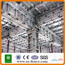 Sistema de molde de fecho de alumínio de curta duração