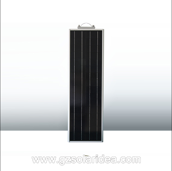 Ip65 All-in-one Led Solar Street Light 18W