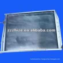 XML6129 radiator for Golden dragon bus