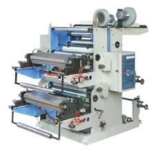 Máquina de impressão flexográfica de dupla cor (CE)