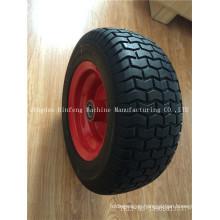 6.50-8 PU Rubber Wheel