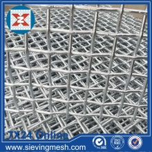 Crimped Wire Mesh Screen