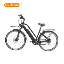 EN15194 City Riding Elektrofahrrad Fahrrad versteckte Batterie Elektrofahrrad 2018