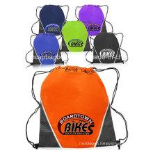 Promotion String Bag, Drawstring Backpack Bag