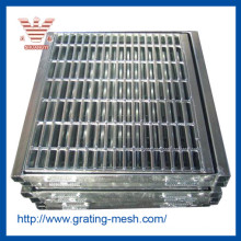 Galvanized/ Closed Bar/ Steel Grating for Trench Cover