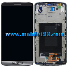 Original for LG G3 D855 LCD Display with Digitizer with Frame
