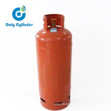 47kg HP295 Steel Filling LPG Gas Tanks Supplier in China