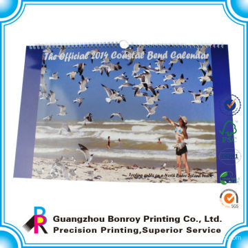 Wholesale Custom Planner Daily Desk Calendar Printing