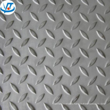 MS SS400 checkered carbon steel plate / carbon sheet 5mm 6mm checkered plate