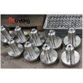 Volante CNC con fundición de hierro gris