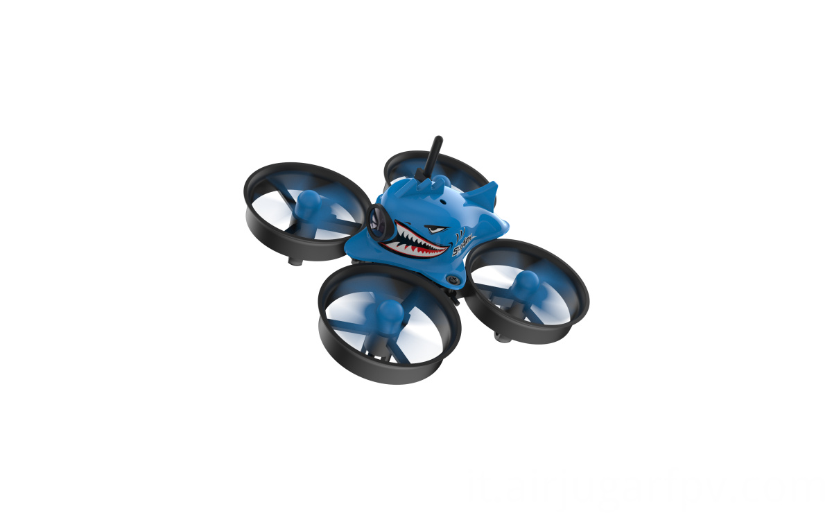 RC quadcopter with camera